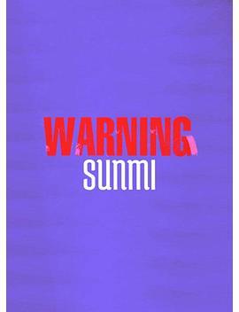 Kakao M Sunmi   Warning (Mini Album) Cd+Photobook+Photocard+Bookmark+Folded Poster by Amazon