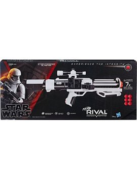 Nerf Rival Star Wars Stormtrooper Blaster by Hasbro