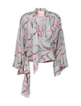 Erika Cavallini Blouse   Shirts by Erika Cavallini