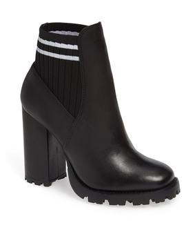 Ilenne Platform Sock Bootie by Schutz