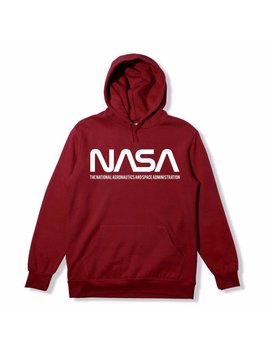 Nasa The National Aeronautics And Space Administration Hoodie | Nasa Logo Hoody | Nasa Hood by Etsy