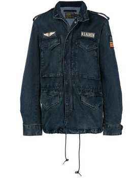 Denim Pilot Jacket by Polo Ralph Lauren