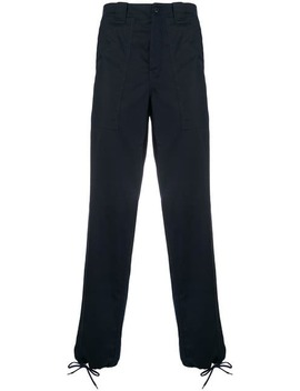 Field Trousers by Oamc