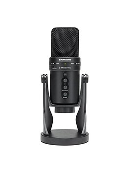 Samson G Track Pro Professional Usb Microphone With Audio Interface by Samson Technologies