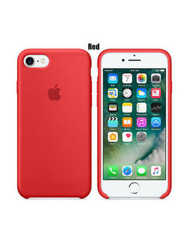 Apple I Phone 6 6 S 7 Plus Case,Original Genuine Apple Case Silicone Case Cover by For Apple