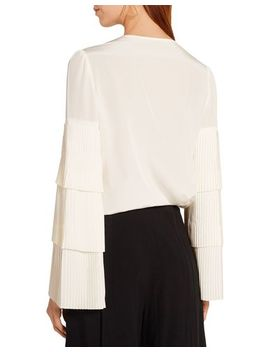 Co Silk Shirts & Blouses   Shirts by Co