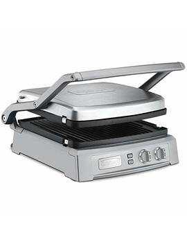 Cuisinart Gr 150 Griddler Deluxe, Brushed Stainless by Cuisinart