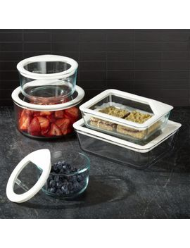 Pyrex Ultimate 10 Piece Variety Set by Crate&Barrel