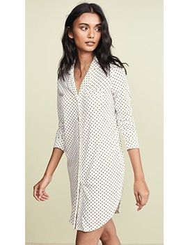 Polka Dot Printed Sleepshirt by Bop Basics