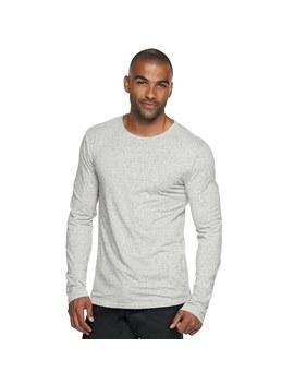 Men's Marc Anthony Essential Slim Fit Crewneck Tee by Kohl's