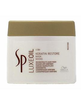 Wella Sp Luxe Oil Keratin Restore Mask (Reconstructs Hair Fiber) 400ml/13.5oz by Wella