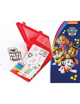Crayola Color Wonder, Paw Patrol Coloring Book, Travel Coloring Kit, Gift For Kids 3, 4, 5, 6 by Crayola