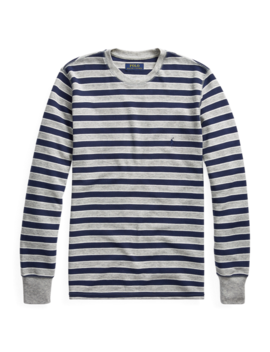 Waffle Knit Thermal Crewneck by Ralph Lauren