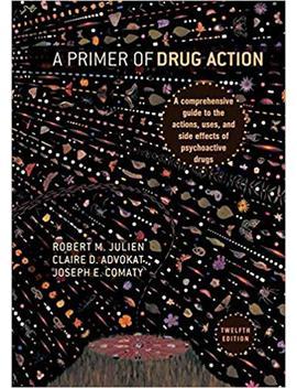 A Primer Of Drug Action by Robert M. Julien