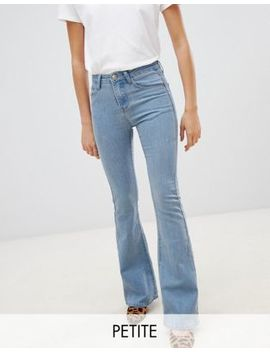 Glamorous Petite Flare Jeans by Glamorous Petite