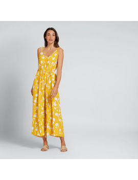 Floral Jumpsuit by Seed Heritage