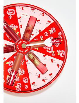 Spin The Dial Lip Set by Lime Crime