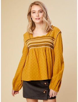 Altar'd State Arlo Top by Altar'd State
