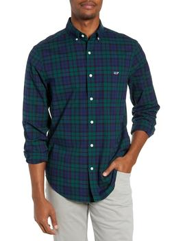 Palmer Hill Tucker Classic Fit Sport Shirt by Vineyard Vines