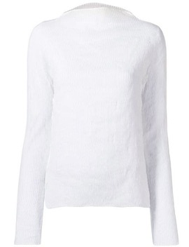 Pleated Top by Issey Miyake