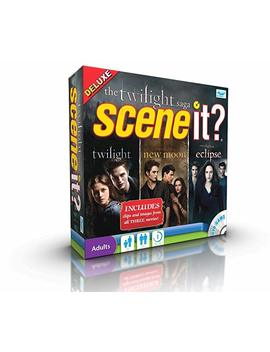 Scene It? Twilight Saga Deluxe by Screenlife