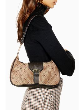 Madrid Jacquard Shoulder Bag by Topshop