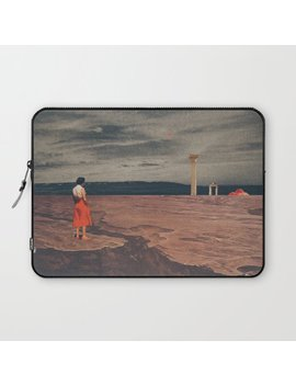 Across The History Laptop Sleeve by