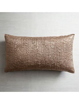 Essex Taupe King Pillow Sham by Pier1 Imports