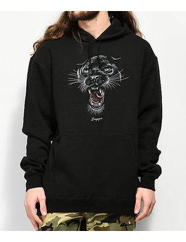 Empyre Panthera Black Hoodie by Empyre