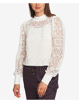 Cropped Lace Top by 1.State