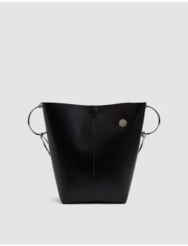 Multi Ring Pinch Hobo Bag by Kara