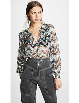 Enfield Blouse by Isabel Marant Etoile
