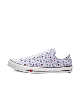 Converse X Hello Kitty Chuck Taylor All Star Low Top by Nike