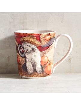 Park Avenue Puppies™ Harvest Mug by Grateful Harvest Collection