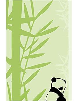 Panda Journal: Lined Notebook For Kids, Blank, Lined, Bamboo Journal (Bailey.Ink Journals) by Bailey Ink