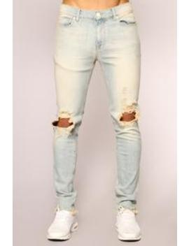 Colby Skinny Jeans   Light Wash by Fashion Nova