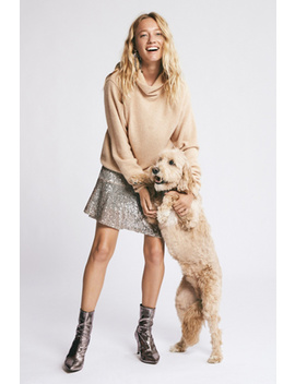 Trumpet Sequin Skirt by Free People