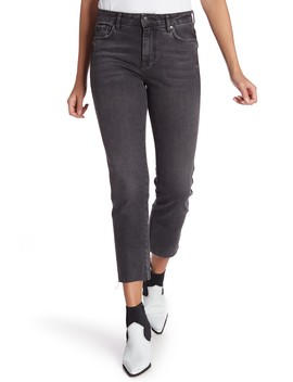 Cropped Skinny Jeans by Free People