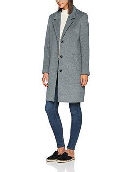 Selected Femme Damen Mantel Sfsasja Wool Coat Camp H by