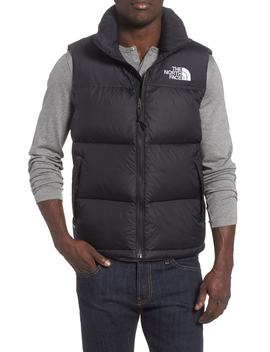 Nuptse 1996 Packable Quilted Down Vest by The North Face