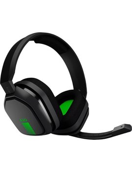 A10 Wired Stereo Gaming Headset For Xbox One   Green/Black by Astro Gaming