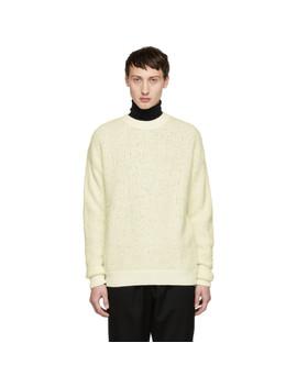 White Spumon Sweater by Hugo