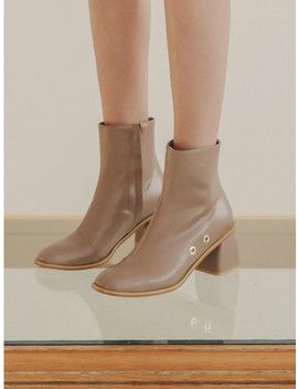 Lww18 3 4 Salt Boots Cocoa Beige by Lower