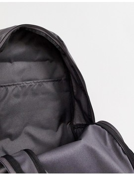 Nike Grey Heritage Label Backpack by Nike