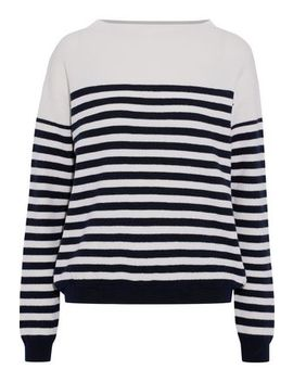 Margot Striped Merino Wool Sweater by M.I.H Jeans