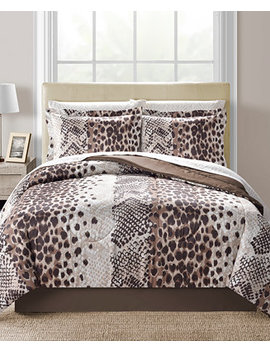 Congo 8 Pc. Comforter Sets by Fairfield Square Collection