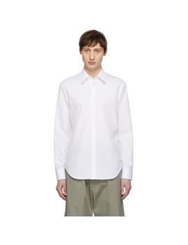 White Classic Shirt by Maison Margiela