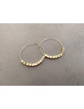 Gold Hoop Earrings, Hoop Earrings by Amazon