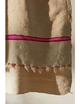 Urban Renewal One Of A Kind Oversized Moroccan Wool Blanket by Urban Renewal