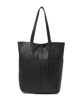 Vivian Leather Tote Bag by Melrose And Market